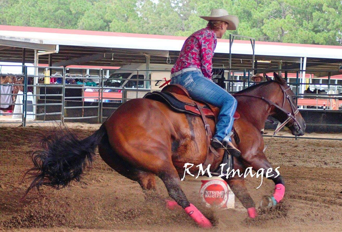 National Barrel Horse Association of Australia